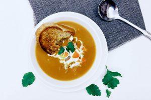 【美味開箱】好市多獨家販售|老協珍波士頓龍蝦濃湯,在家就能享受「米其林法廚手藝」
