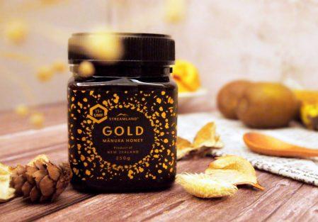 【好物開箱】老協珍・STREAMLAND紐西蘭新溪島麥蘆卡蜂蜜UMF®15+ 250g / 香濃蜜香,健康養身