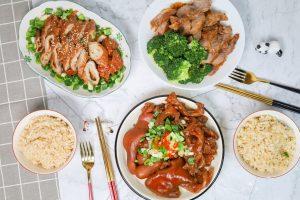 【美味開箱】透滷湯宅配滷味/滷豬腳/冷滷味,搭配時蔬,香醇滷菜輕鬆端上桌