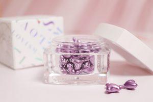 【LOVISM時空膠囊】呵護妳的臉部肌膚,褐藻濃縮精華,維持底妝服貼/弱敏肌膚適用