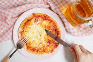 【宅配美食】卡菲努努手工Mini手掌披薩,手桿麵香&濃郁起司/營養小點心/美味下午茶