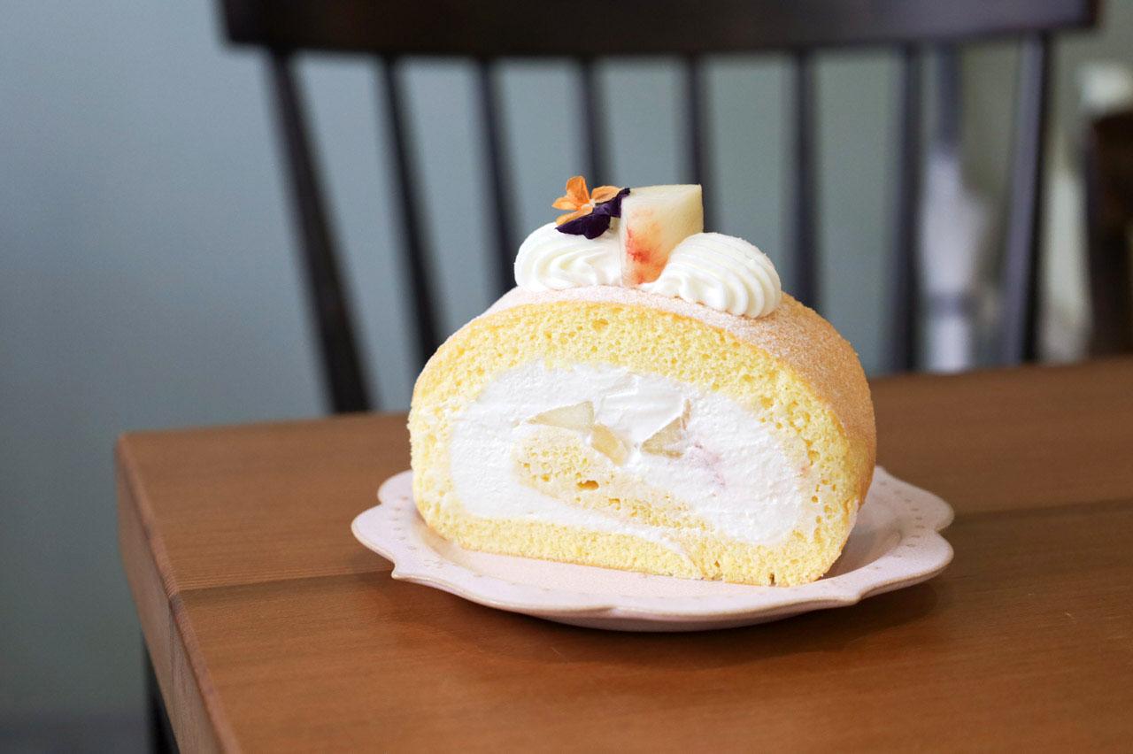 【森咖啡morimori café】享用手作日式甜點,私房義式餐食/必嚐人氣鮮奶油生乳捲、藍莓乳酪蛋糕/中山區甜點
