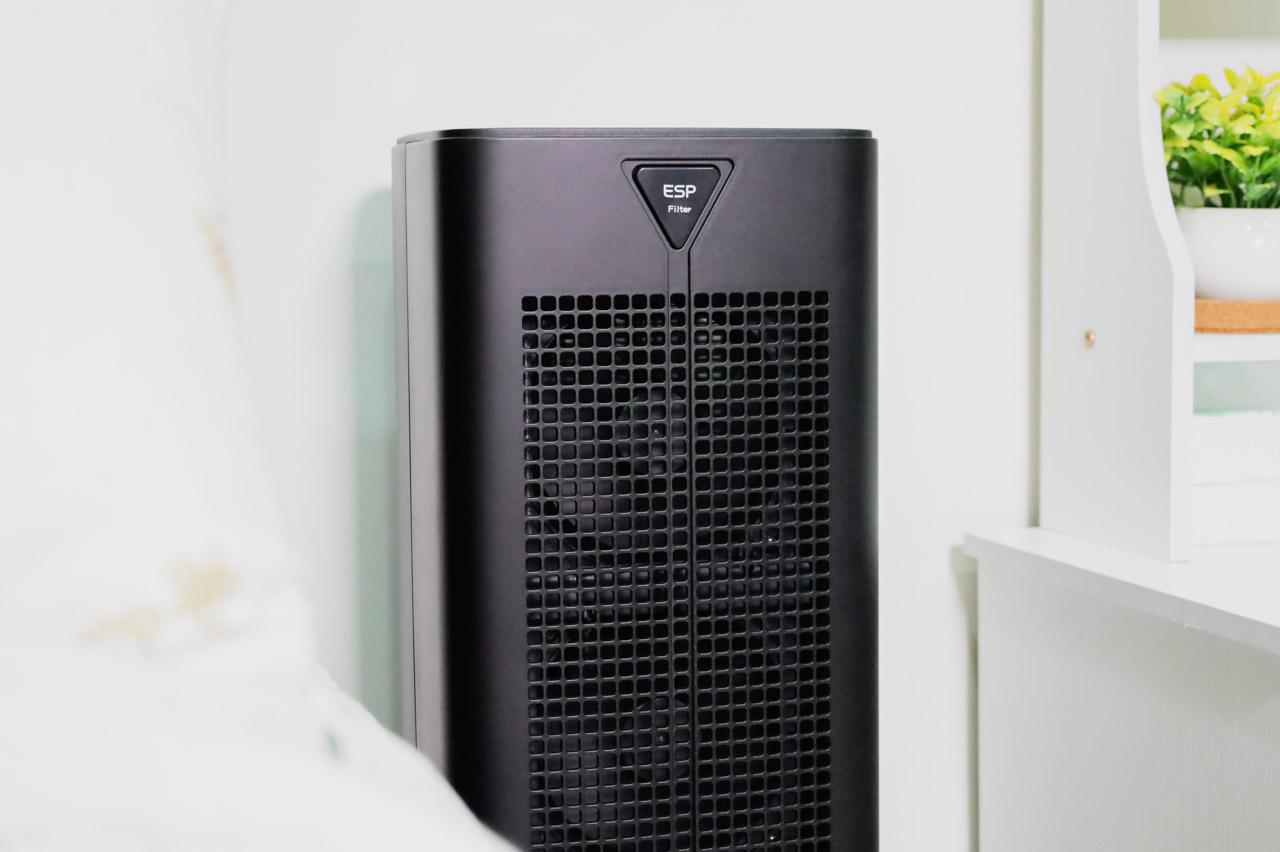 美國Frigidaire富及第【智慧型空氣清淨機】雙重過濾/靜電集塵/潔淨空氣,揮別髒污空氣吧!