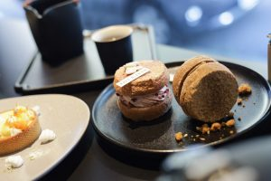 台北咖啡廳【山海工作室What's Life】陪你找尋屬於自己的甘甜/必吃達克瓦茲、檸檬塔、蒙布朗,法式甜點與職人手沖咖啡